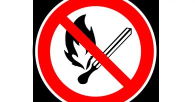Incendi, prorogato al 19 settembre il divieto assoluto di abbruciamenti